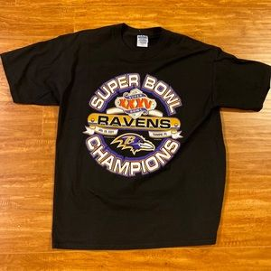Vintage Baltimore Ravens Shirt